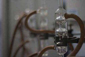 Various laboratory equipment
